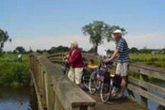 Heuvelrugroute fietstocht (24 km) bewegwijzerd